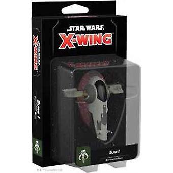 Star Wars X-Wing: slaaf I Expansion Pack