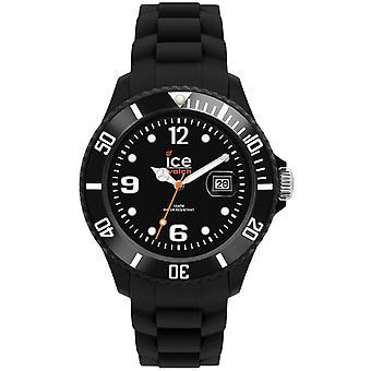 ICE-Watch Sili Forever negro pequeño SI. BK. Reloj S.s. 09