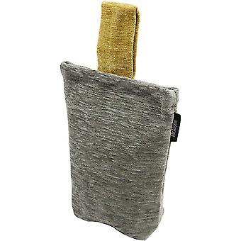 Mcalister Textilien alston chenille grau + gelb Türanschlag