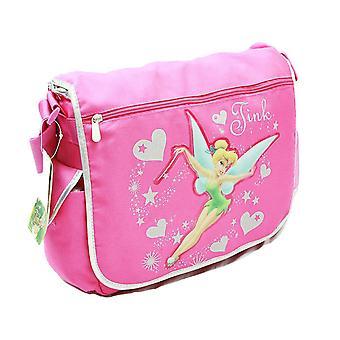 Messenger Bag Disney Tinkerbell Heart (w/ Water Bottle) Bag 39309