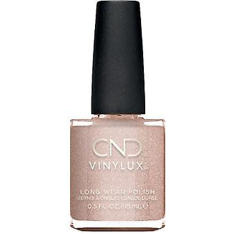 CND vinylux Night Moves 2018 Nail Polish Collection - Bellini (290) 15ml
