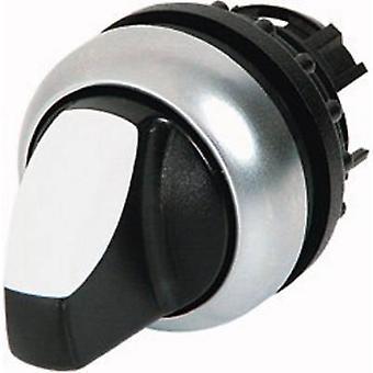 إيتون M22-WRLK3-W Pushbutton الأسود، الأبيض 1 pc (ق)