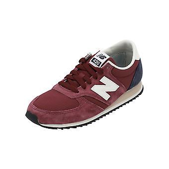 New Balance U420 Damen Herren Sneaker Rot NEU Turn-Schuhe Sport Lauf