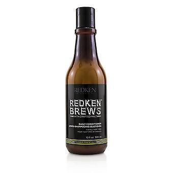Redken Brews Daily Conditioner (For All Hair Types) 300ml/10.1oz
