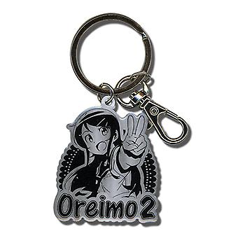 Key Chain - Oreimo 2 - New Kirino Toys Anime Licensed Toys ge36776