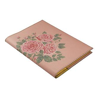 Daycraft Retro Gilt Edged A5 Flower Wow Lined Notebook, 176 Pages, W150 mm x H221 mm, Various Colours