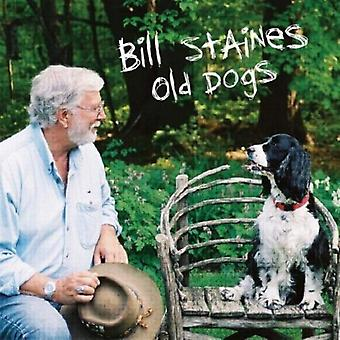Bill Staines - Old Dogs [CD] USA import