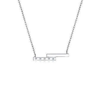 Diamore Silver Women's Pendant Necklace 0109812717_45