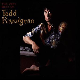 Todd Rundgren - importation USA très meilleur de Todd Rundgren [CD]