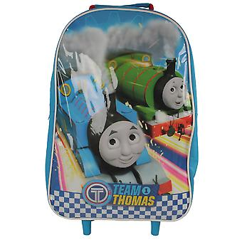 Team Thomas The Tank Engine 3pc Kinder's Gepäck Set Wheeled Bag