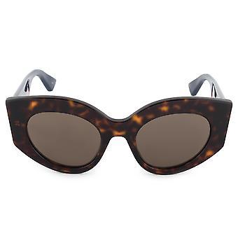 Gucci Cat Eye Sunglasses GG0275S 002 52