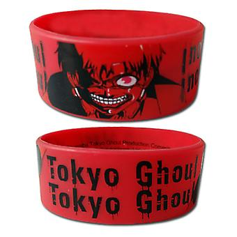 Wristband - Tokyo Ghoul - New One- NewEyed Ghoul Anime Licensed ge54235