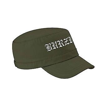 Burzum Army Cap Band Logo hvis lyset tar oss new Official Olive