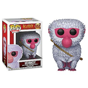 Kubo and the Two Strings Monkey Pop! Vinyl