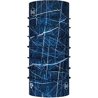 Buff ThermoNet Buff Neck Warmer in Icescenic Blue