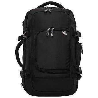 Aerolite Ryanair hand bag backpack shoulder bag travel bag flight bag hand luggage 40x20x25cm black