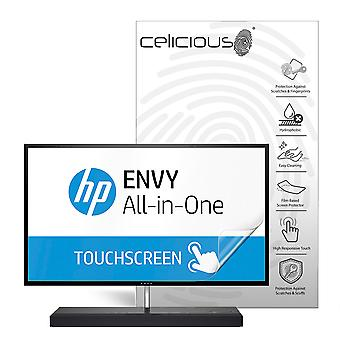 Celicious Impact Anti-Shock Shatterproof Screen Protector Film Compatible with HP Envy All in One 27 B190NA