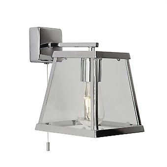 Searchlight Voyager 1 Light Wall Light Chrome 4611CC