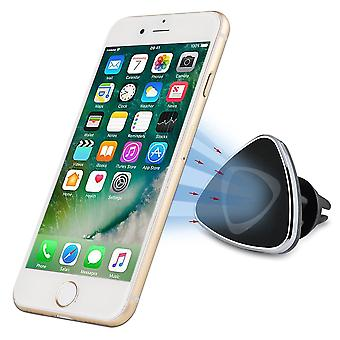 InventCase Air Vent Car Mount Clip Stand Magnetic Mobile Phone Holder for iPhone 7 (5.5 inch)