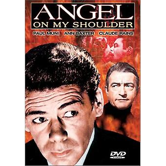 Angel on My Shoulder (1946) [DVD] USA import