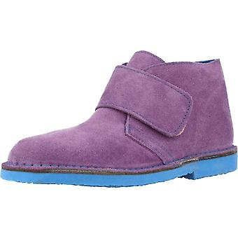 B-run Boots 513 Color Lavana