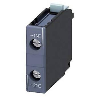 Siemens 3RH1921-1CA01 Auxiliary switch module 10 A Compatible with (relay brand): Siemens 1 pc(s)