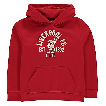 Source Lab Boys Kids Childrens Liverpool Fc Team Sports Hoodie Hooded Top