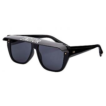 Dior Club 2 Detachable Visor 807/IR Black/Grey Sunglasses