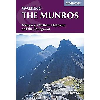 Walking the Munros Vol 2  Northern Highlands and the Cairng