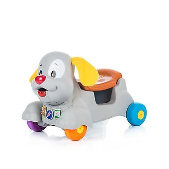 Chipolino Slipper Dog 3 in 1, Running Aid, Slider, Motor toy, Musica