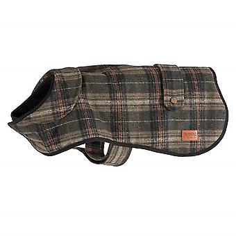 Ancol Heritage Check Dog Coat