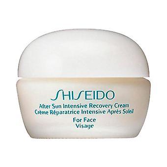 Shiseido După Soare crema de recuperare intensivă