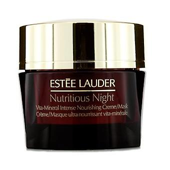 Estee Lauder Nutritious Night Vita-mineral Intensive Nährcreme/Maske 50ml/1.7oz