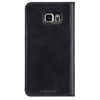 5 Pack -Case-Mate Wallet Folio Case for Samsung Galaxy S6 Edge Plus - Black
