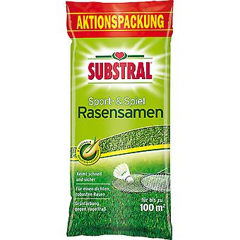 SUBSTRAL® Sports & Game Lawn Seeds, 2 kg
