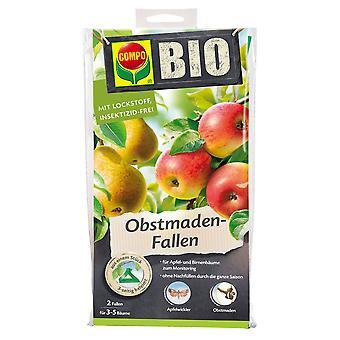 COMPO ORGANIC Fruitmade Traps, 2 pièces