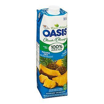 Oasis Prisma Ananas Reiner Saft-( 960 Ml X 1 Flaschen)