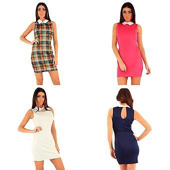 Lili London Womens/Ladies Katelynn Collared Bodycon Dress