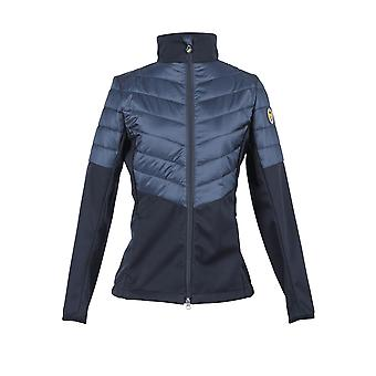 Shires Aubrion Bayswater Womens Light Jacket - Navy Blue