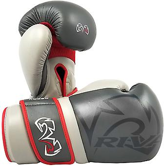 RIVAL Boxing RS80V Impulse Sparring Guantes - Gris