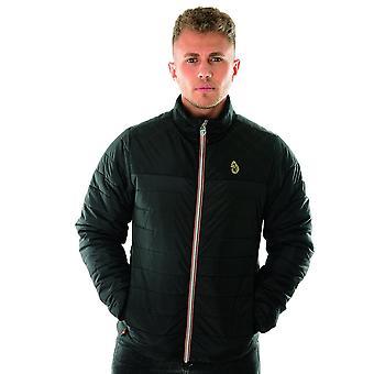Luke | Sinartra Q Sport 0757 Quilted Jacket - Black