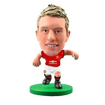 Soccerstarz Man Utd Phil Jones (2018) Home Kit