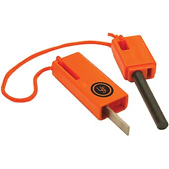 UST Funken Kraft Flint-basierte Feuer-Starter - Orange