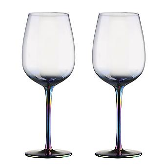 Artland Mirage Set of 2 Wine Glasses