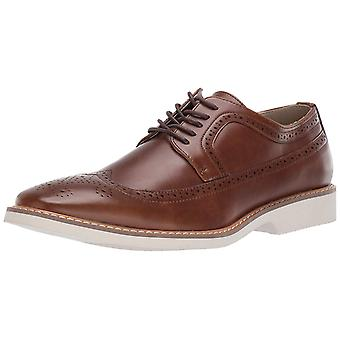 Unlisted by Kenneth Cole Mens Jeston Lace Up Dress Oxfords