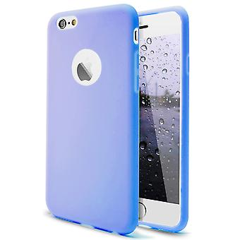 Shell for Apple iPhone 6/6s Dark Blue TPU Protection Case