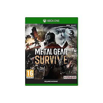 Metal Gear Solid Metal Gear Survivre Xbox One