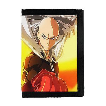 Manga One Punch Saitama Wallet