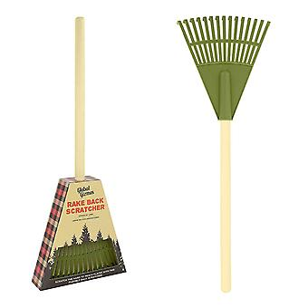 Global Gizmos Novelty Garden Rake Flexible Back Scratcher