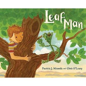 The Leaf Man by The Leaf Man - 9780807544167 Book